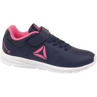 Zapatos Niños Zapatillas bajas Reebok Sport Rush Runner Azul marino, Rosa