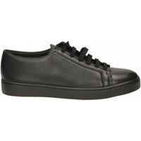Zapatos Hombre Deportivas Moda Santoni TENNIS 6F+T.LIS+INF. ADRYNE n01-nero