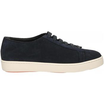 Zapatos Hombre Deportivas Moda Santoni TENNIS 6F+T.LIS+INF. DEDEU u55-blu