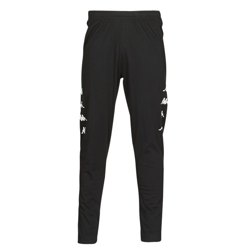 textil Hombre Pantalones de chándal Kappa KOLRIK Negro