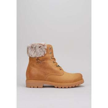 Zapatos Hombre Botas de caña baja Panama Jack Felicia Amarillo