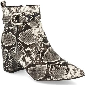Zapatos Mujer Botines Encor D148 Gris