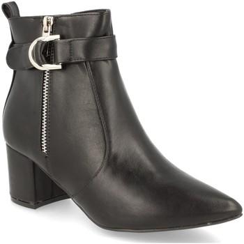 Zapatos Mujer Botines Encor D148 Negro