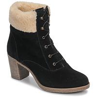 Zapatos Mujer Botines André BOHEME Negro
