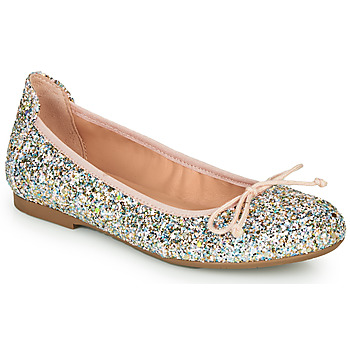 Zapatos Niña Bailarinas-manoletinas Acebo's 9807LU-RAME Multicolor