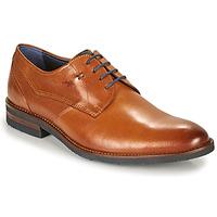 Zapatos Hombre Derbie Fluchos OLIMPO Marrón