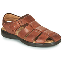 Zapatos Hombre Sandalias Fluchos DOZER Marrón