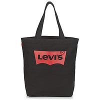 Bolsos Mujer Bolso shopping Levi's BATWING TOTE Negro