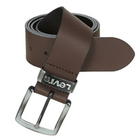 Accesorios textil Hombre Cinturones Levi's PILCHUCK Marrón