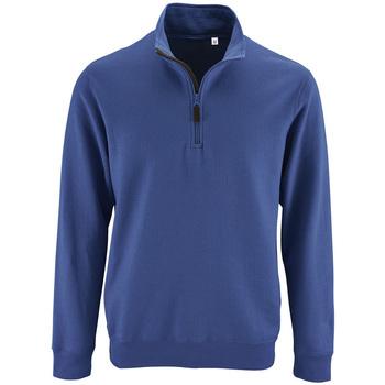 textil Hombre sudaderas Sols STAN CASUAL MEN Azul