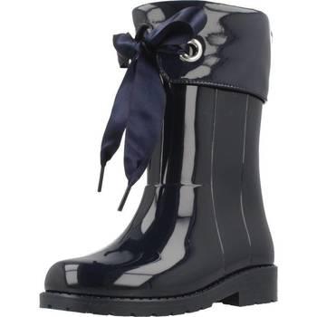 Zapatos Niña Botas de caña baja Igor W10114 Azul
