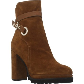 Zapatos Mujer Botines Elvio Zanon EK3602P Marron