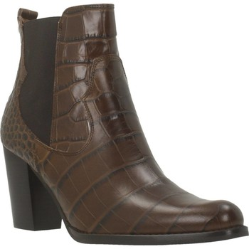 Zapatos Mujer Low boots Joni 17127J Marron