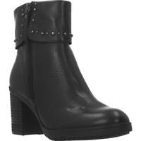 Zapatos Mujer Botas de caña baja Carmela 66987C Negro