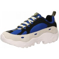 Zapatos Hombre Deportivas Moda Hi-Tec FLASH ADV RACER white-blu-black