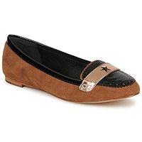 Zapatos Mujer Mocasín C.Petula KING Camel