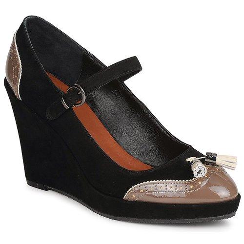 Recortes de precios estacionales, beneficios de descuento C.Petula MAGGIE Negro - Envío gratis Nueva promoción - Zapatos Zapatos de tacón Mujer  Negro