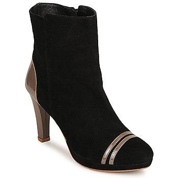 Zapatos Mujer Botines C.Petula KIMBER Negro