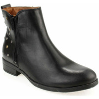 Zapatos Mujer Botines Walkwell U Ankle boots CASUAL Negro