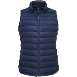 textil Mujer plumas Sols WILSON BW FEATHERS Azul