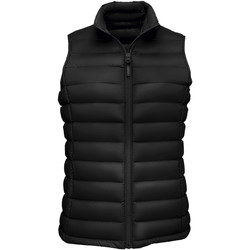 textil Mujer plumas Sols WILSON BW FEATHERS Negro