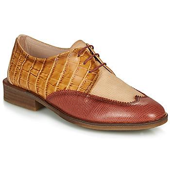 Zapatos Mujer Derbie Hispanitas LONDRES Marrón
