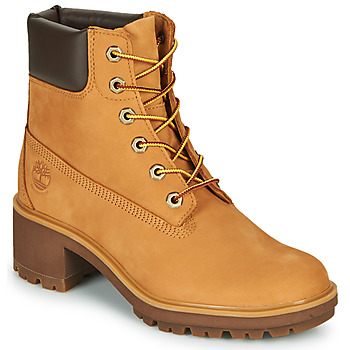 Zapatos Mujer Botines Timberland KINSLEY 6 IN WP BOOT Trigo