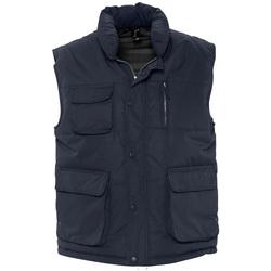 textil Chaquetas de punto Sols VIPER QUALITY WORK Azul