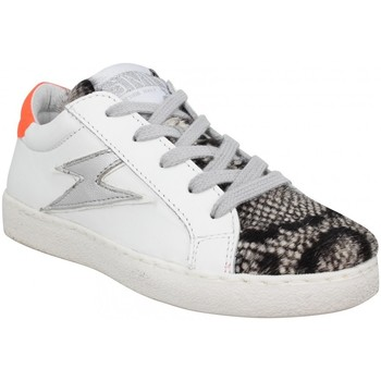 Zapatos Niños Zapatillas bajas Semerdjian 125862 Blanco