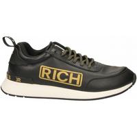 Zapatos Hombre Zapatillas bajas John Richmond NAPPA nero