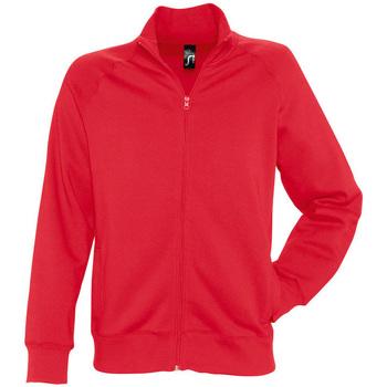 textil Hombre Sudaderas Sols SUNDAE MEN SPORT Rojo