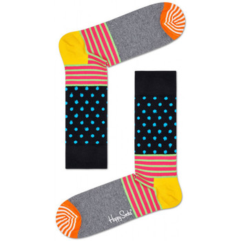 Accesorios textil Calcetines Happy Socks Stripe and dot sock Multicolor