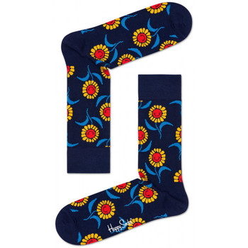 Accesorios textil Calcetines Happy Socks Sunflower sock Multicolor