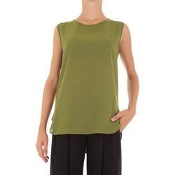 textil Mujer Tops / Blusas Le Streghe SA19AD109 verde