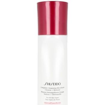Belleza Mujer Desmaquillantes & tónicos Shiseido Defend Skincare Complete Cleansing Microfoam  180 ml