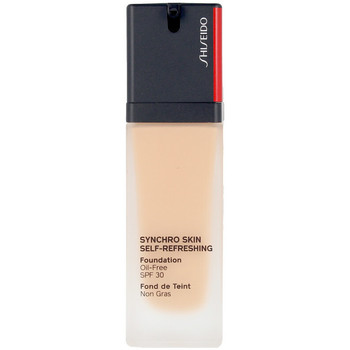 Belleza Mujer Base de maquillaje Shiseido Synchro Skin Self Refreshing Foundation 350  30 ml