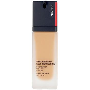 Belleza Mujer Base de maquillaje Shiseido Synchro Skin Self Refreshing Foundation 420  30 ml