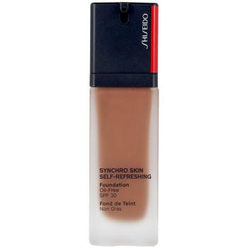 Belleza Mujer Base de maquillaje Shiseido Synchro Skin Self Refreshing Foundation 550  30 ml