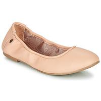 Zapatos Mujer Bailarinas-manoletinas Minnetonka ANNA Rosa