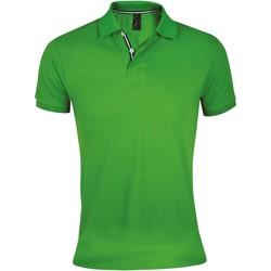 textil Hombre polos manga corta Sols PATRIOT FASHION MEN Verde