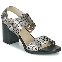 Zapatos Mujer Sandalias Dorking NORQUI Plateado