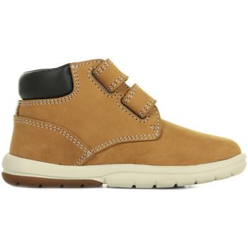 Zapatos Niño Botas de caña baja Timberland Toddle Tracks H&L Marrón