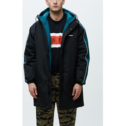 textil Hombre Cortaviento Obey Major stadium jacket Negro