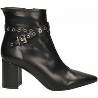 Zapatos Mujer Botines Carmens Padova STEPHIE ROCK Tymus 19I nero