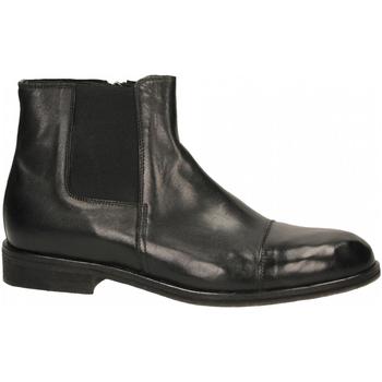 Zapatos Hombre Derbie Exton SOFT nero