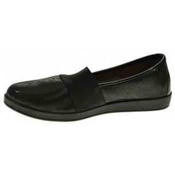 Momem 00364 Negro - Zapatos Mocasín Mujer 1995