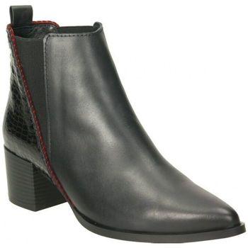 Zapatos Mujer Botines Vexed Botines  19239 moda joven negro Noir