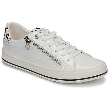 Zapatos Mujer Zapatillas bajas S.Oliver NASTOUKI Blanco