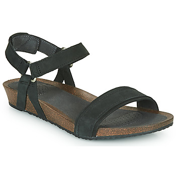 Zapatos Mujer Sandalias Teva MAHONIA STITCH Negro