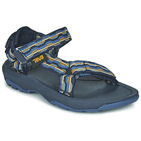 Zapatos Niño Sandalias Teva HURRICANE XLT2 Azul / Marino